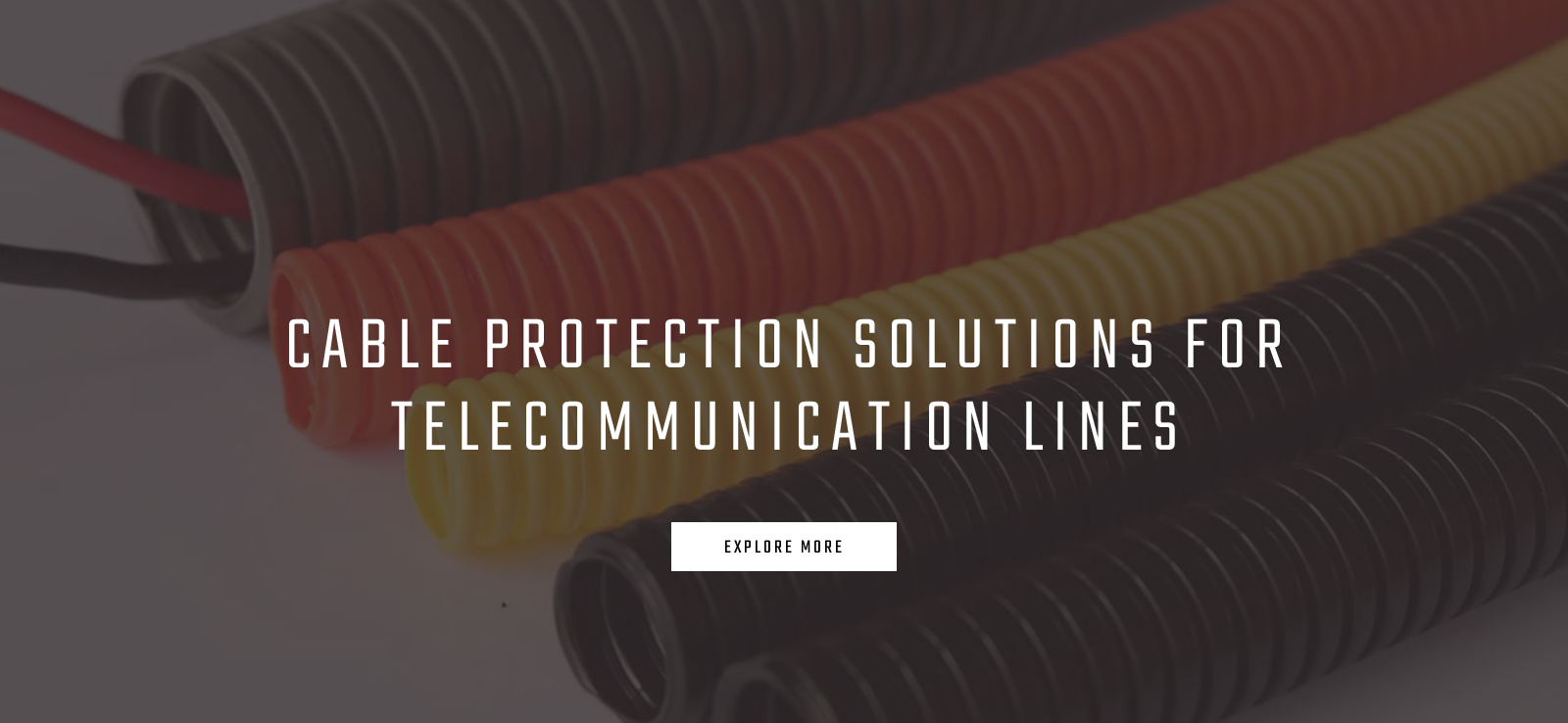 Cable Pprotection Solution for Telecommunication Lines