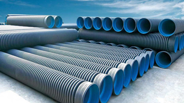 HDPE Corrugated Pipes | DWC HDPE Pipe Manufacturers in India