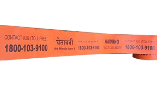 Warning & Caution Tapes: Reduces Work Place Injuries